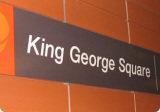 King George Square Busway