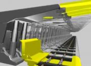 3D Longwall Model
